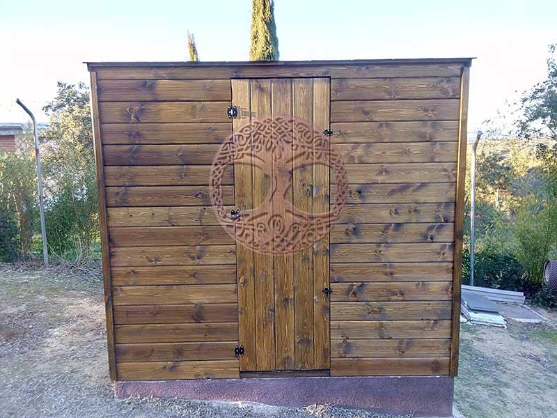 Casetas de madera en madrid armarios de madera para exterior - Casetas de exterior aki ...