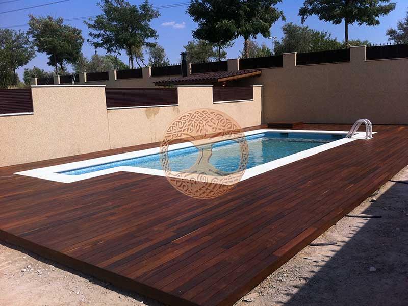 Madera suelo exterior elegant stunning ventajas del suelo - Suelo tecnico exterior ...
