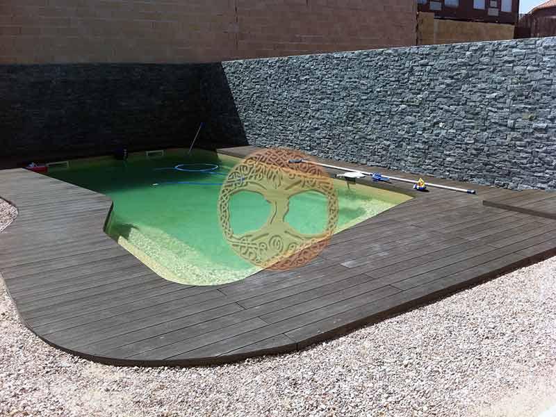 Suelos de composite para exterior trendy with suelos de - Suelo composite exterior ...